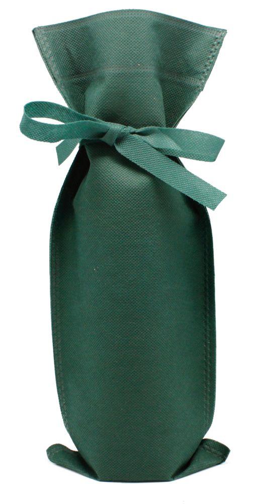 Thermo taška na víno zelená