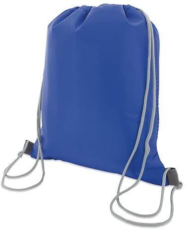 Dětský stahovací batoh, modrá