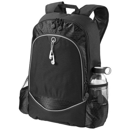 Černý batoh Benton na notebook 15