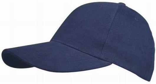 Šestipanelová čepice