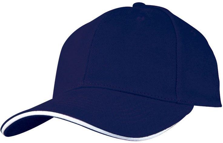 Baseballová navy čepice