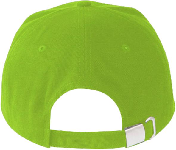 Baseballová zelená čepice