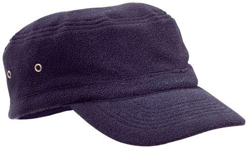 Navy černá čepice