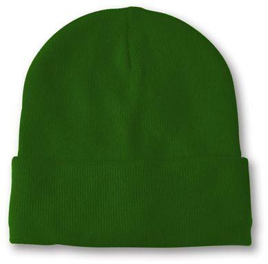 Lana zelená zimní čepice