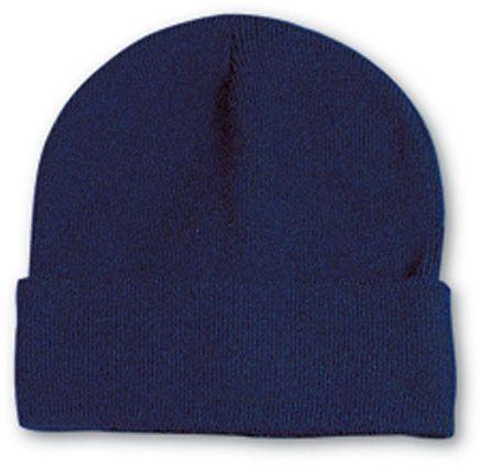 Lana světle modrá zimní čepice