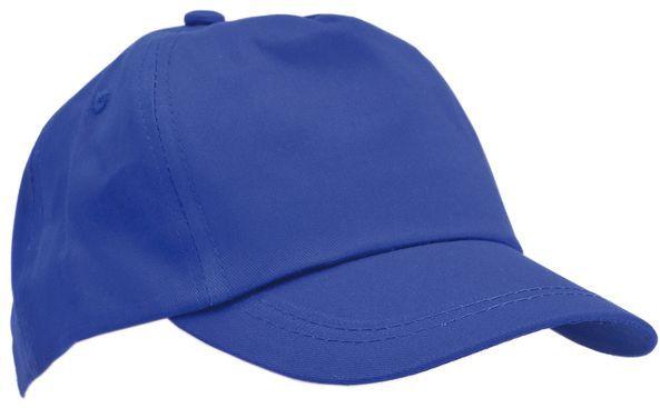 Sportkid modrá dětská čepice