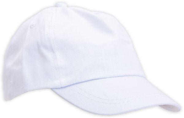 Sportkid bílá dětská čepice