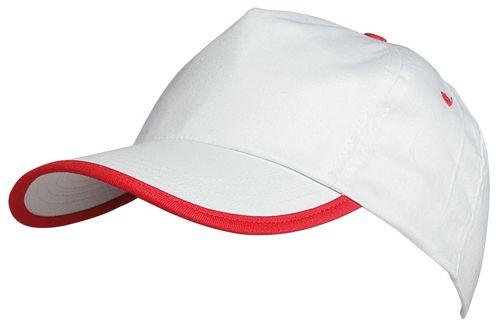 Basebalová čepice s potiskem