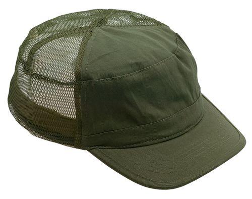 Kšiltovka zelená