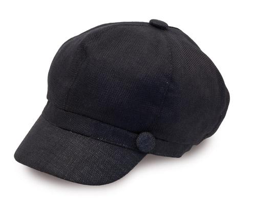 Danae černá čepice