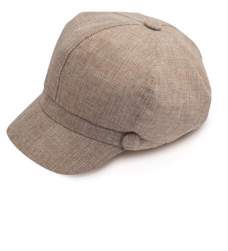 Danae béžová čepice