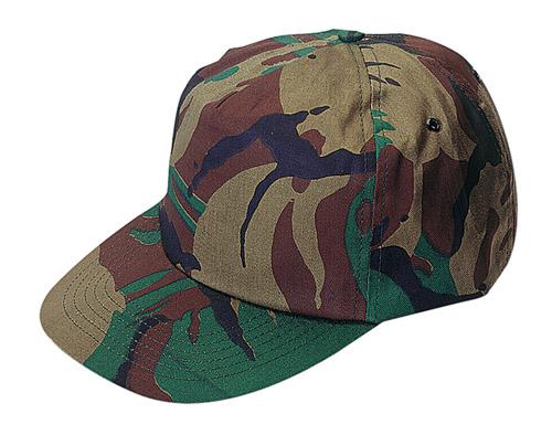 Rambo klobouk z maskáčoviny
