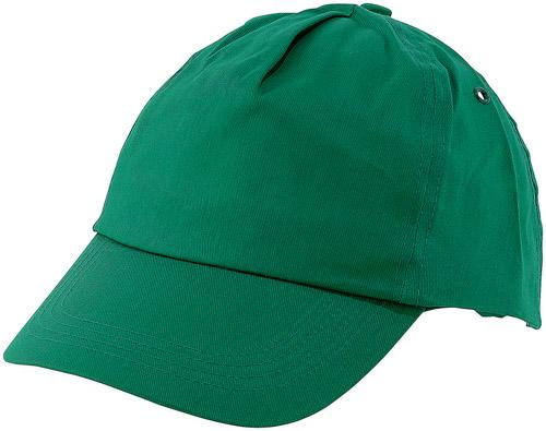 Sport zelená baseballová čepice