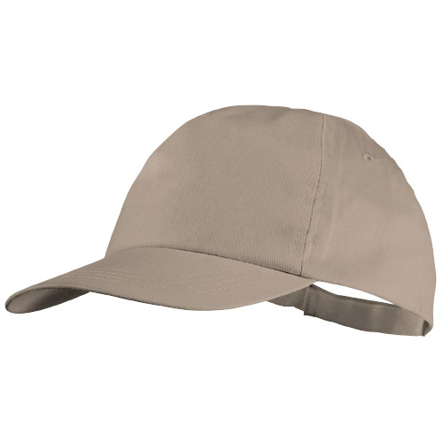 5panelová bavlněná čepice Basic