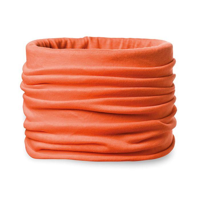 Bandana z mikrovlákna oranžová