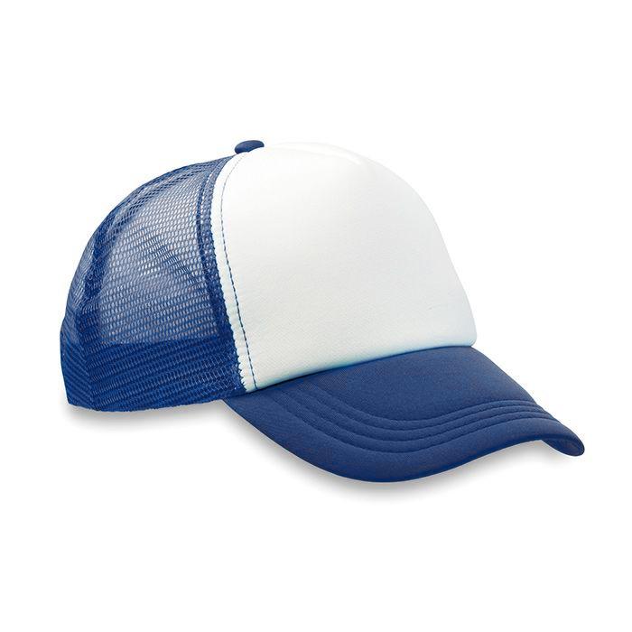 Truckers modrá čepice
