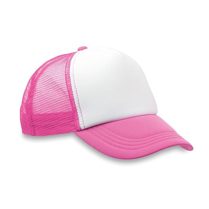 Truckers růžová čepice