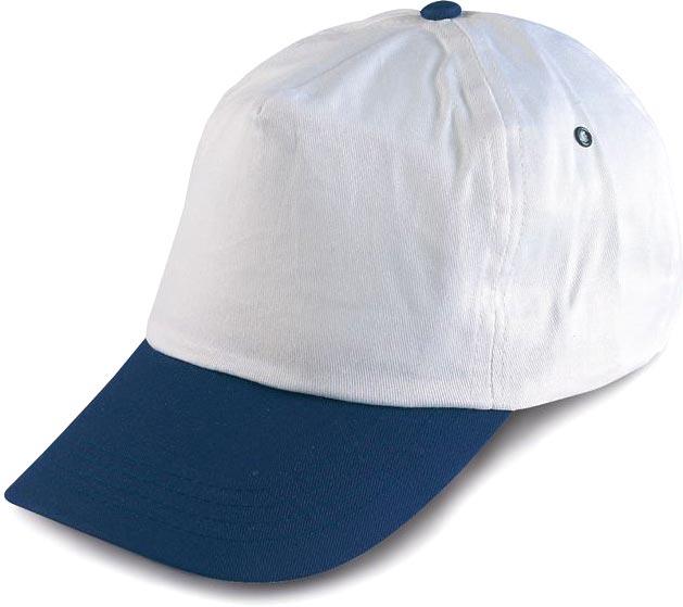Kšiltovka modrá