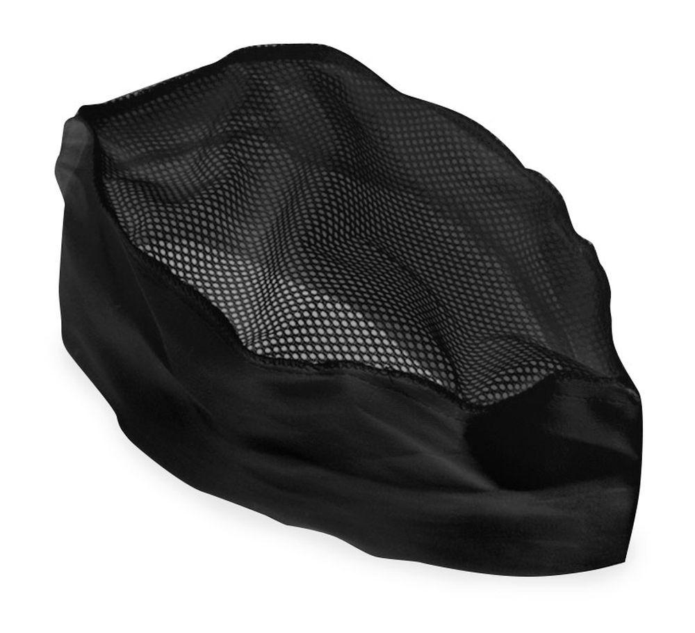 Kuchyňská čepice černá