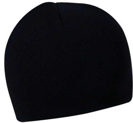 KULICH zimní čepice, COFEE, černá