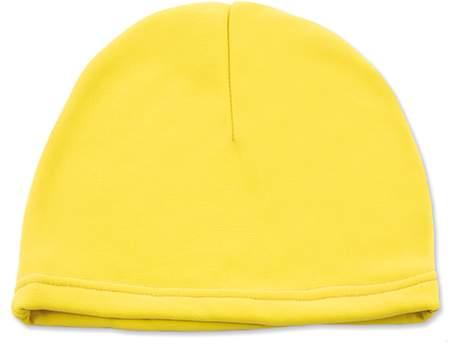 Čepice, žlutá