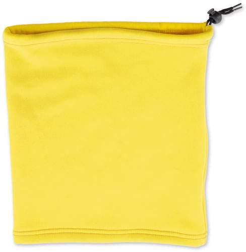 Univerzální bandana se stahovacím popruhem, žlutá
