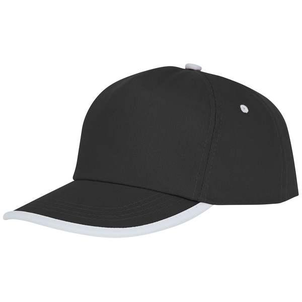 Nestor 5panelová čepice s kontrastní linkou