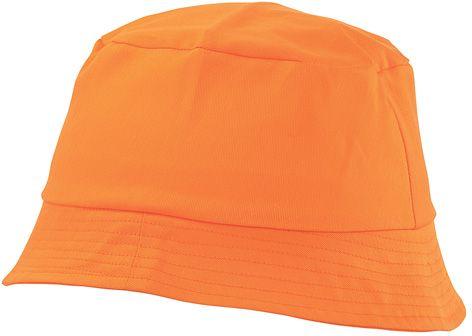 Marvin oranžový plážový klobouček