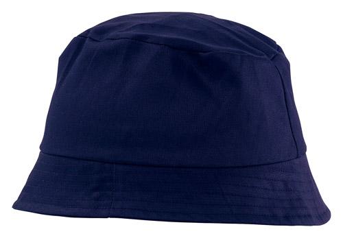 Marvin tmavě modrý plážový klobouček