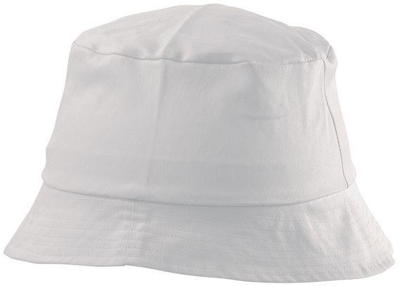 Timón bílý dětský klobouk