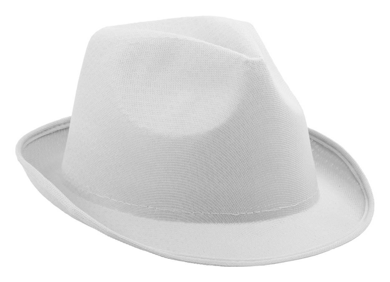 Klobouk bílý