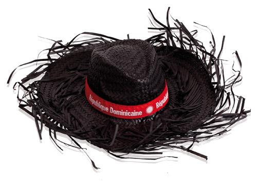 Filagarchado sombrero černé