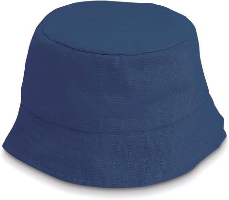 Klobouk pro děti modrý