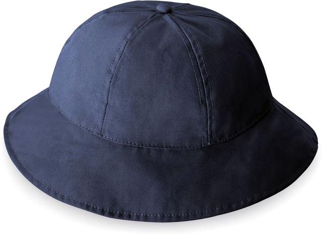 Safari klobouk modrý