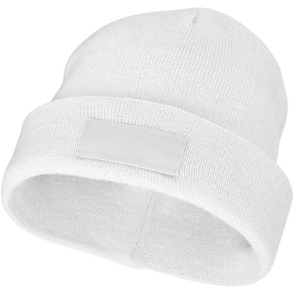 Čepice Boreas s políčkem na logo