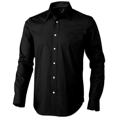 Košile Hamilton černá