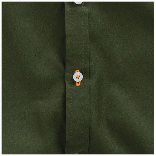 Košile Nunavut zelená