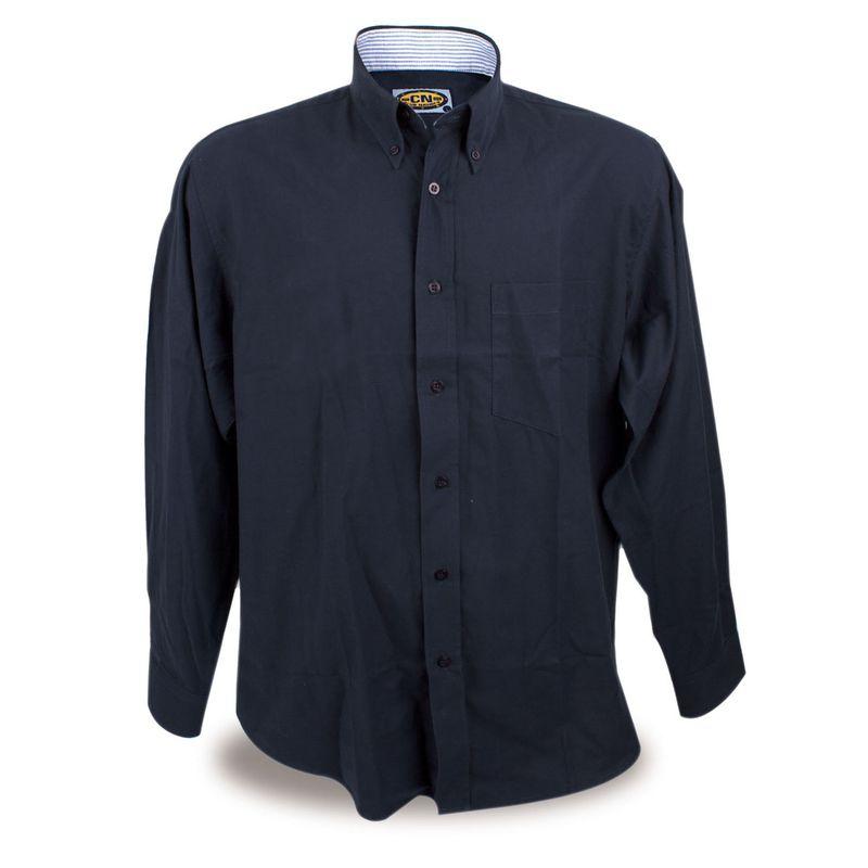 Košile Nautico navy s potiskem