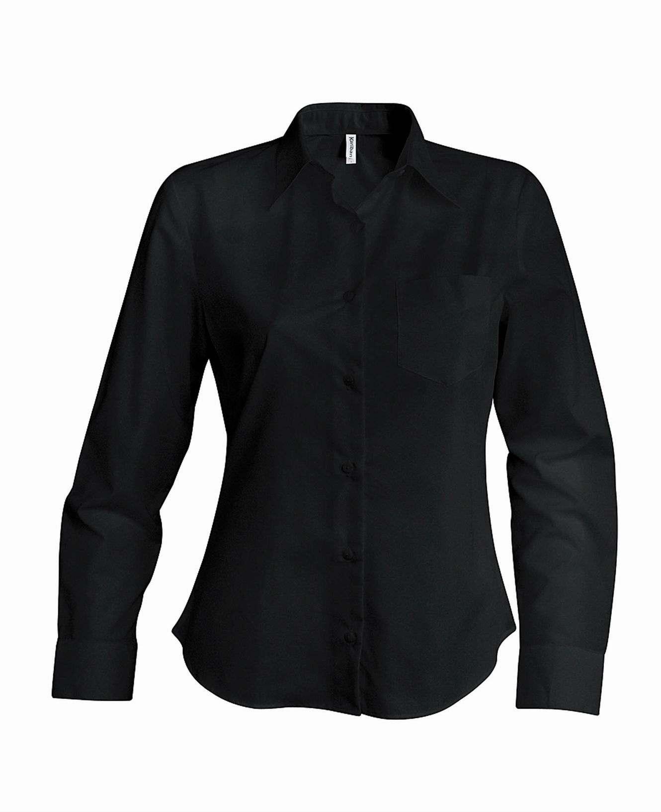 Dámská košile s dlouhým rukávem