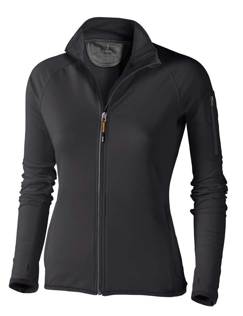Mani dámská power fleeceová bunda černá