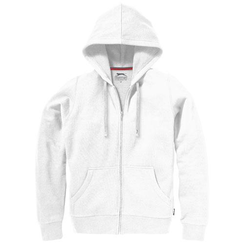 Dámská mikina Open s kapucí, zip v celé délce