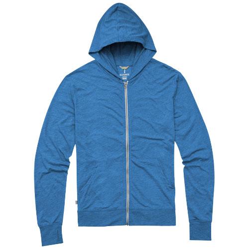 Mikina Garner s kapucí, zip v celé délce