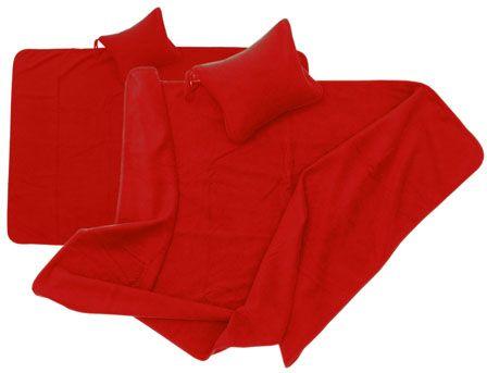 Yelmo červená přikrývka