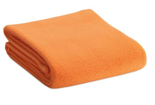 Menex oranžová deka