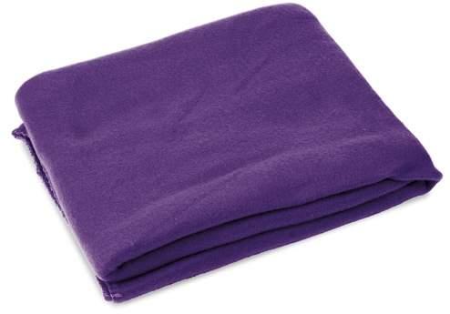Cestovní deka, fialová