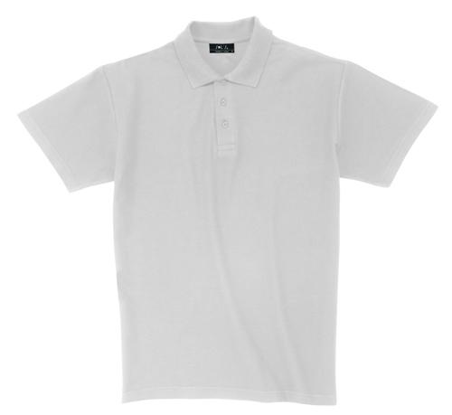 Pique bílá polokošile bavlna