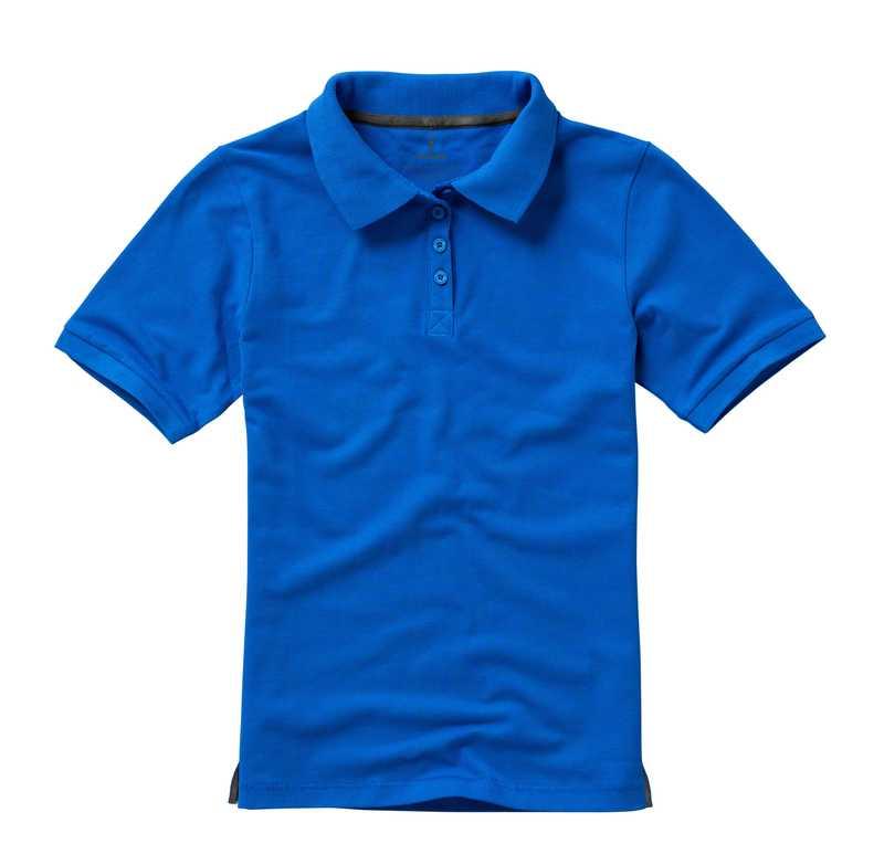 Calgary dámská polokošile modrá