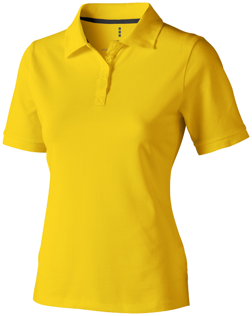 Calgary dámská polokošile žlutá