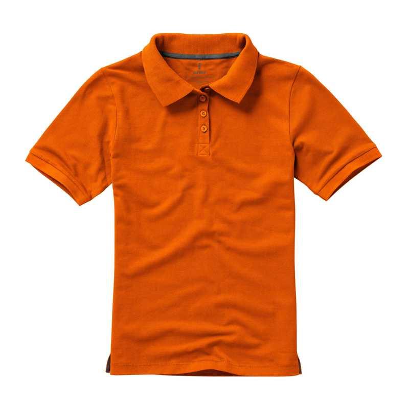 Calgary dámská polokošile oranžová