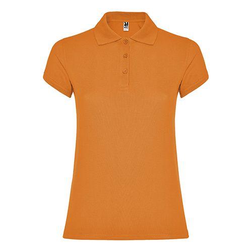 Dámské polo oranžové